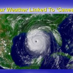 Hurricanes and their link to NW Weather during La Nina years.