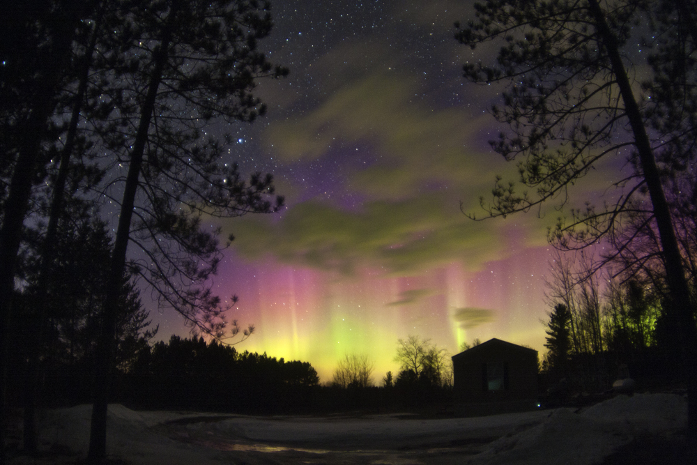 Weekend Surprise: Northern Lights Appear Above Several States