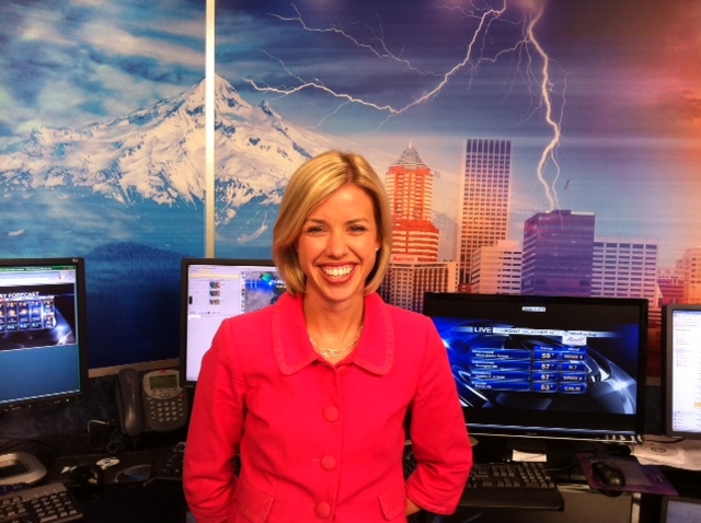 An Interview With KOIN Local 6 Weekend Weather Anchor Sally Showman