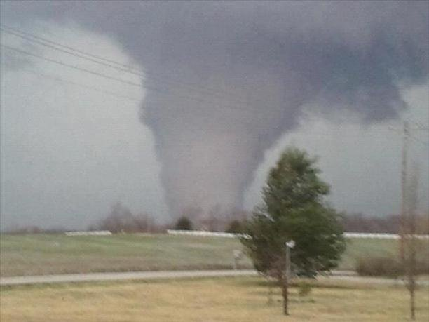 Nearly 100 Tornadoes In A Single Day – Updated