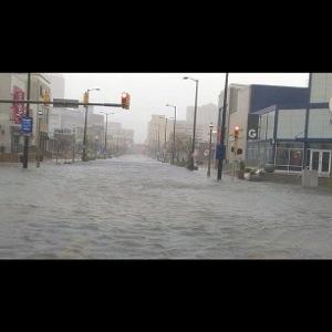 Hurricane Sandy Will Make History