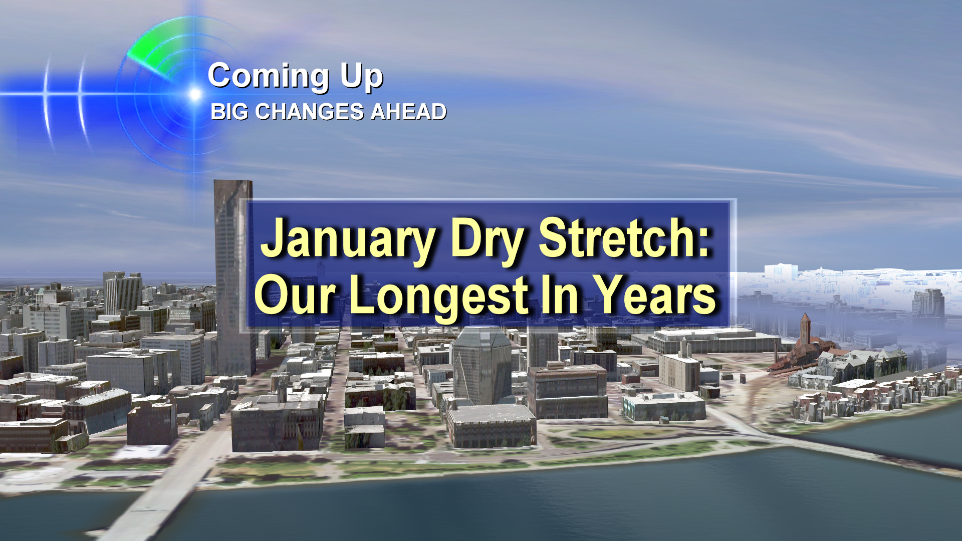 Updated: Portland's Longest (January) Dry Stretch In 5 Years