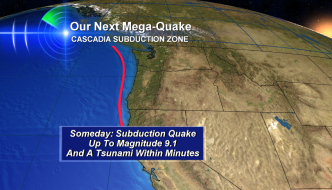 subduction zone earthquake