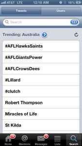 Australia: Lillard #4 Trend