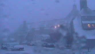 After Record Heat, It's Snowing Again On Mt. Hood
